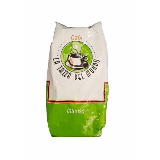 Café Natural La Tazza del mundo intenso 1Kg