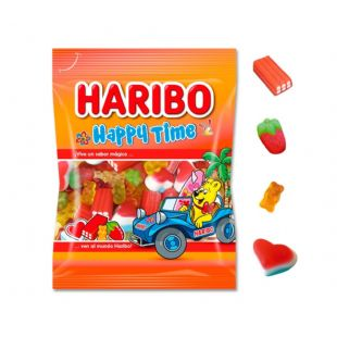 Bolsita haribo Happy Time 90 gramos