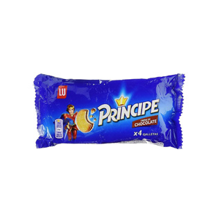 Galleta Principe Lu X4 chocolate 80g