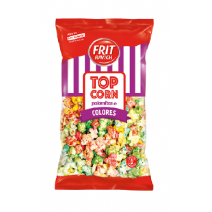 Palomitas TOP CORN colores 25g