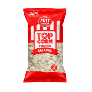 Palomitas TOP CORN saladas 18g