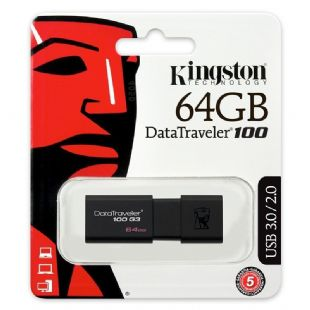Pendrive USB Kingston 64GB
