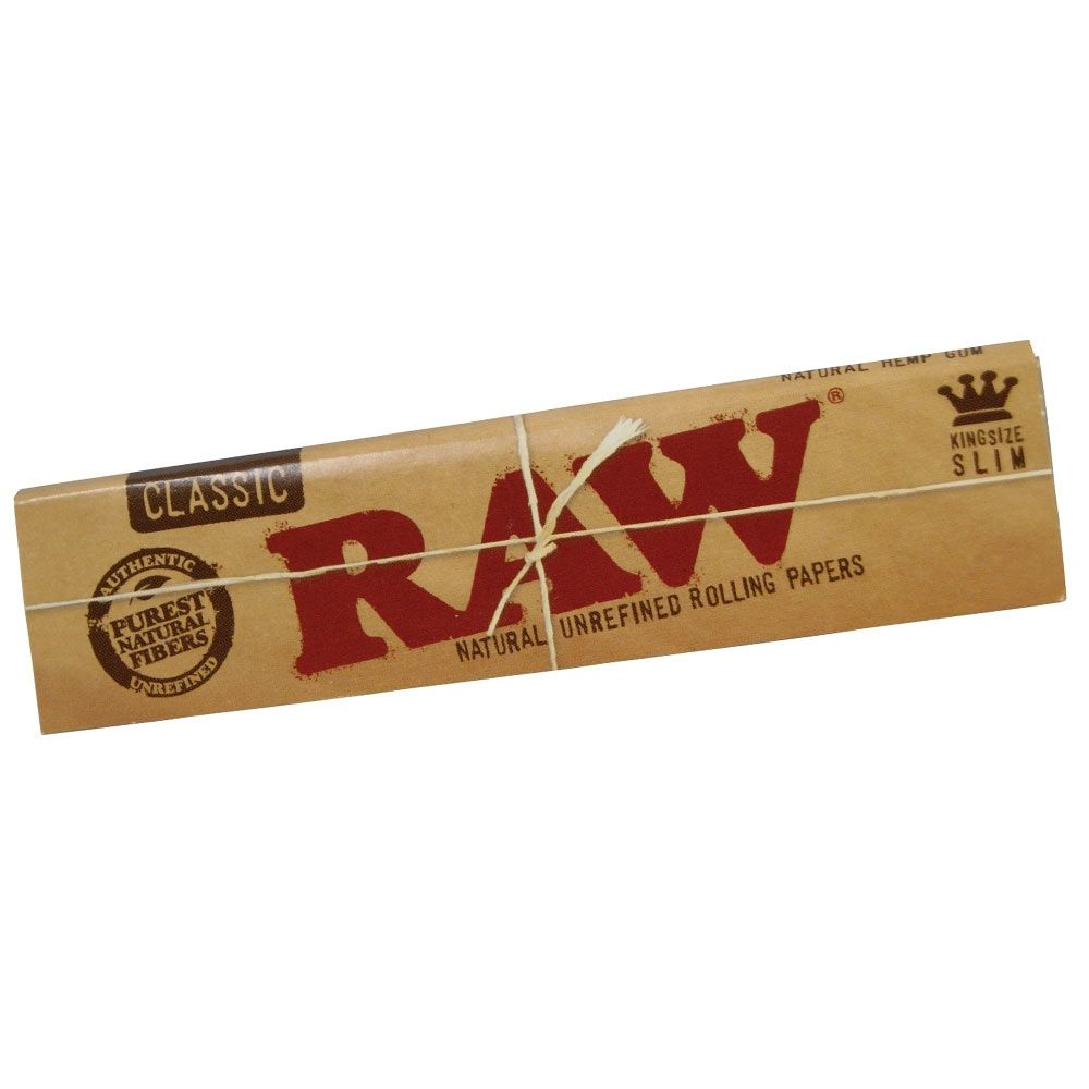 Papel RAW slim